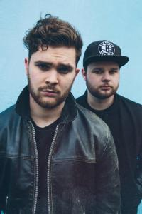 Mike Kerr & Ben Thatcher of Royal Blood